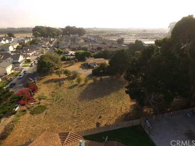Pismo Beach, Arroyo Grande, Grover Beach, Oceano Residential Lots & Land For Sale: 1273 Belridge Street