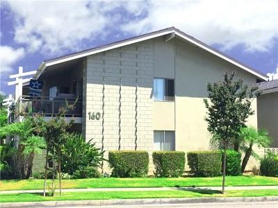 La Habra Multi Family Home For Sale: 160 S Valencia Street