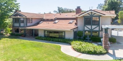 Chino Hills Single Family Home For Sale: 16112 Medlar Lane