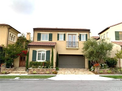 Irvine Single Family Home For Sale: 113 Bridle