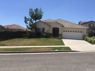 Upland Single Family Home For Sale: 1845 Old Baldy Way