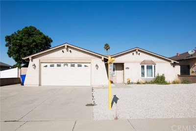 Rancho Cucamonga Single Family Home For Sale: 7658 Hyssop Drive