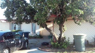 Covina Single Family Home For Sale: 504 E Greenhaven Street
