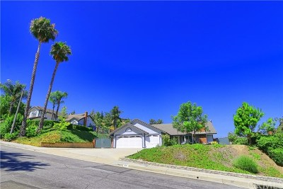 West Covina Single Family Home For Sale: 905 S Easthills Drive