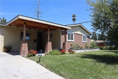 Anaheim Single Family Home For Sale: 105 W Sirius Avenue