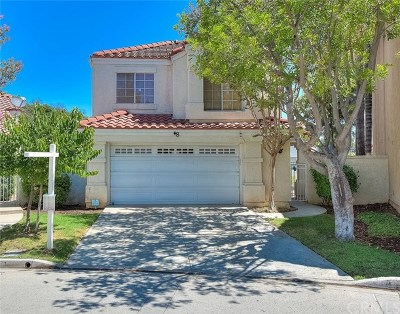 Phillips Ranch Single Family Home For Sale: 8 Calle Del Sol