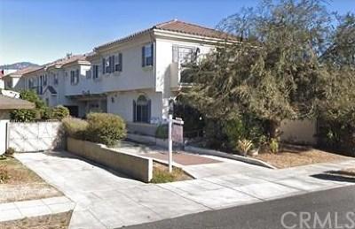 Arcadia Condo/Townhouse For Sale: 45 Genoa Street #Unit A