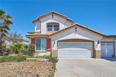 Fontana Single Family Home For Sale: 7549 Yellow Iris Court