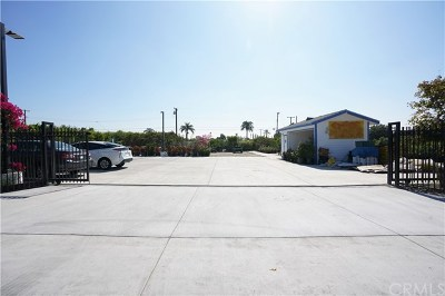 Rancho Cucamonga Commercial For Sale: 8681 Grove Avenue