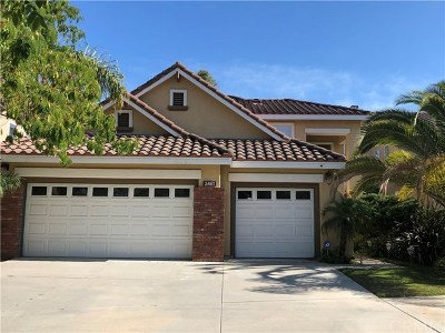 Rowland Heights Single Family Home For Sale: 3461 Ashbourne Place