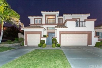 Diamond Bar Single Family Home For Sale: 781 Crestview Drive
