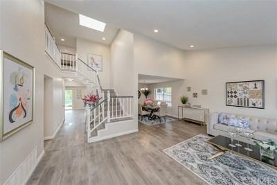 Walnut Single Family Home For Sale: 238 Amberwood Drive