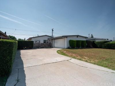Hacienda Heights CA Single Family Home For Sale: $449,000