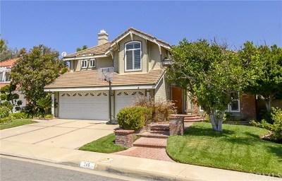 Walnut Single Family Home For Sale: 346 Deerfield Drive