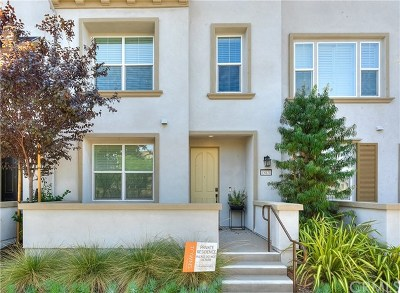 Chino Hills Condo/Townhouse For Sale: 15870 Ellington Way