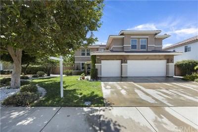 Corona Single Family Home For Sale: 10141 Mojeska Summit Road
