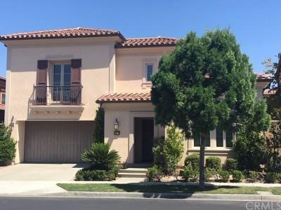 Irvine Single Family Home For Sale: 51 Tesoro