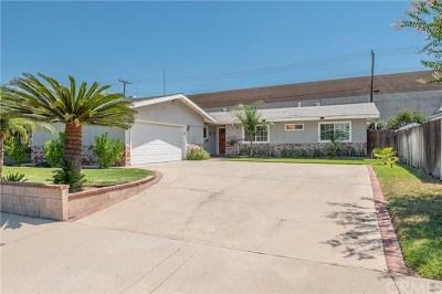 Walnut Single Family Home For Sale: 20928 Moonlake Street