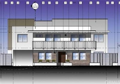 Pasadena Multi Family Home For Sale: 320 E Glenarm Street