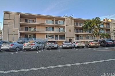 Long Beach Condo/Townhouse For Sale: 801 E 1st Street #2