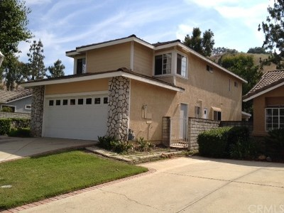 La Verne Single Family Home For Sale: 877 Arbor Circle