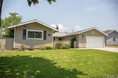 Pomona Single Family Home For Sale: 411 Valera Avenue