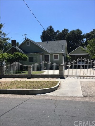 Pasadena Single Family Home For Sale: 315 E Penn Street