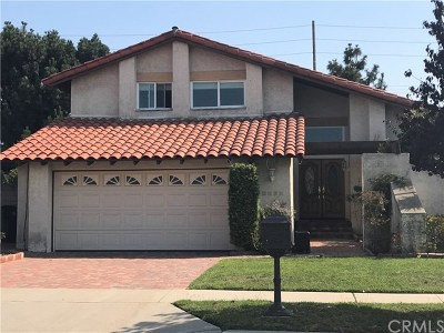 Los Angeles County Single Family Home For Sale: 2324 Santa Cruz Court