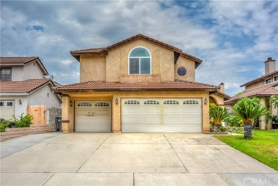 Chino Single Family Home For Sale: 5450 Union Court