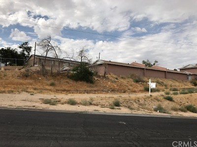 Victorville Residential Lots & Land For Sale: Avalon Street