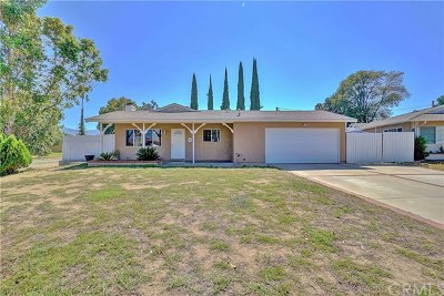 Corona Single Family Home For Sale: 1022 Gentle Circle