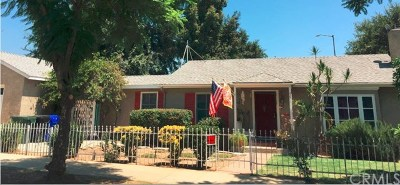 Pasadena Single Family Home For Sale: 50 N Quigley Avenue