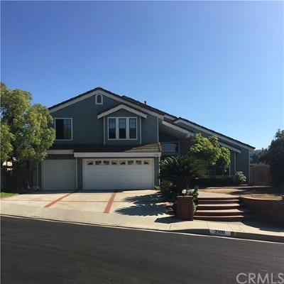 Rowland Heights Single Family Home For Sale: 2308 Ruth Court