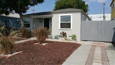 Maywood Single Family Home Active Under Contract: 4727 E 52nd Place