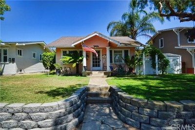 Los Angeles County Single Family Home For Sale: 1230 Portola Avenue