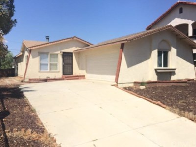 Lake Elsinore Single Family Home For Sale: 107 Townsend Street
