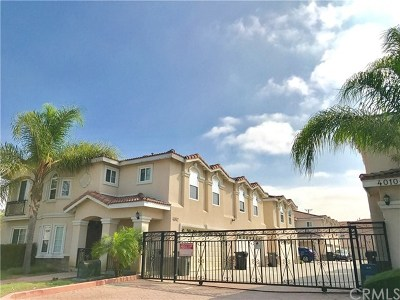 Baldwin Park Condo/Townhouse For Sale: 4038 Stewart Avenue