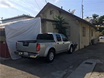 Los Angeles Multi Family Home For Sale: 3426 N Figueroa Street