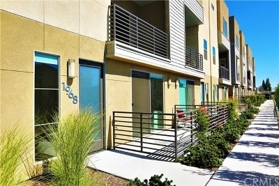 Upland Condo/Townhouse For Sale: 1968 Baxter Lane