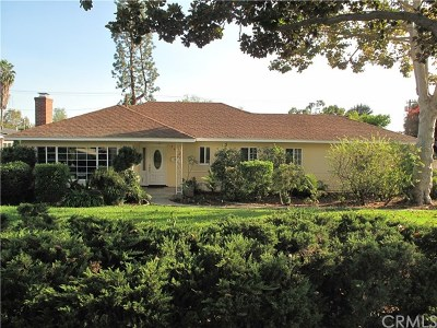 Pasadena Single Family Home For Sale: 3810 Fairmeade Road