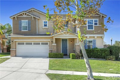Fontana Single Family Home For Sale: 6072 Cone Peak Place
