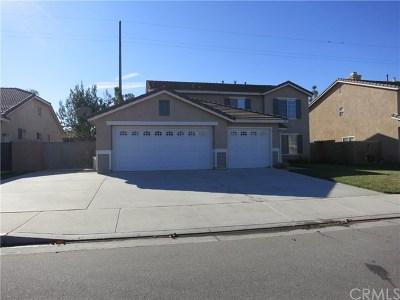 Eastvale Single Family Home For Sale: 12703 Norwegian Street