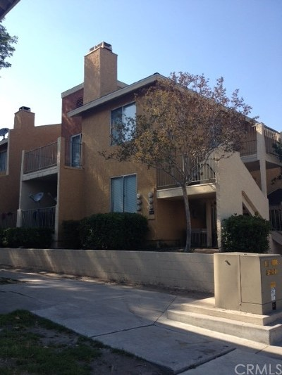 San Bernardino Condo/Townhouse For Sale: 1025 N Tippecanoe Avenue #245