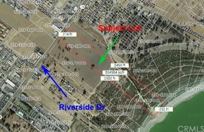 Lake Elsinore Residential Lots & Land For Sale: 31360 Riverside Dr.