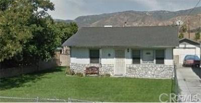San Bernardino Single Family Home For Sale: 1580 E Marshall Boulevard
