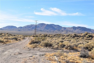 Barstow Residential Lots & Land For Sale: 11 Near Coyote Lake
