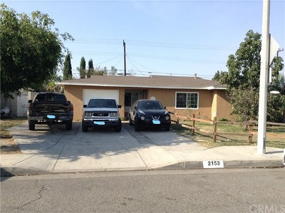 Anaheim Single Family Home For Sale: 2153 S Oertley Drive