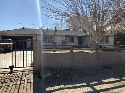 Littlerock Single Family Home For Sale: 9848 E Avenue S2