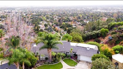 Monrovia CA Single Family Home For Sale: $1,799,500