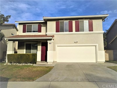 Chino Hills Single Family Home For Sale: 16749 Swift Fox Avenue